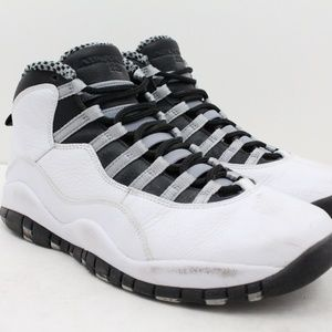 Nike Air Retro Jordan 10 Steel